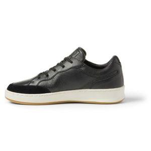 Black Arbor Ethos Leather Suede Sneakers like Vans